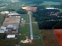 Aerial photo of 53A (Dr. C P Savage Sr. Airport)