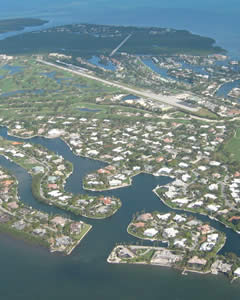 Aerial photo of 07FA (Ocean Reef Club Airport)