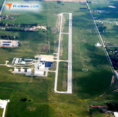 Aerial photo of KSLG (Smith Field Airport)