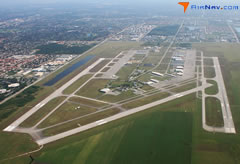 Aerial photo of KTMB (Miami Executive Airport)
