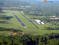 Aerial photo of 0M4 (Benton County Airport)