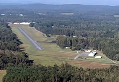 Aerial photo of 26A (Ashland/Lineville Airport)