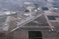 Aerial photo of KPIH (Pocatello Regional Airport)