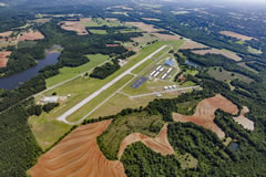 Aerial photo of KEDN (Enterprise Municipal Airport)