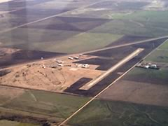 Aerial photo of O53 (Medford Municipal Airport)