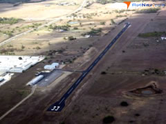 Aerial photo of T20 (Roger M Dreyer Memorial Airport)