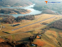 Aerial photo of 2I3 (Rough River State Park Airport)