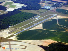 Aerial photo of 17J (Donalsonville Municipal Airport)