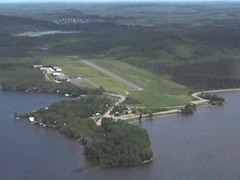 Aerial photo of 12D (Tower Municipal Airport)