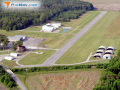 Aerial photo of 5KY3 (West Kentucky Airpark)