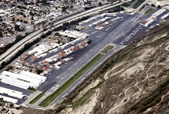 Aerial photo of KSZP (Santa Paula Airport)