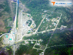Aerial photo of PATW (Cantwell Airport)