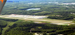 Aerial photo of PAWS (Wasilla Airport)