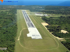Aerial photo of PGRO (Benjamin Taisacan Manglona International Airport)