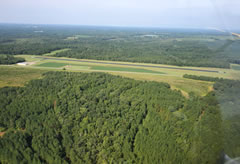 Aerial photo of 0J0 (Abbeville Municipal Airport)