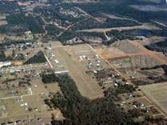 Aerial photo of 5R7 (Roy E Ray Airport)