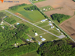 Aerial photo of M38 (Hazel Green Airport)
