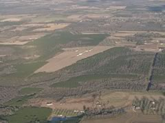 Aerial photo of AL41 (Freedom Field Airport)
