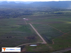 Aerial photo of L37 (Grand Canyon Caverns Airport)