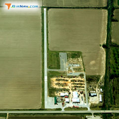 Aerial photo of 7M7 (Piggott Municipal Airport)
