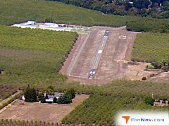 Aerial photo of CL56 (Ranchaero Airport)