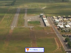 Aerial photo of 0O4 (Corning Municipal Airport)