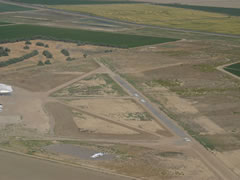 Aerial photo of CL01 (Eagle Field Airport)