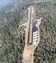 Aerial photo of E36 (Georgetown Airport)