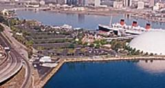 Aerial photo of CL07 (Queen Mary Heliport)
