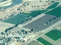 Aerial photo of CA88 (San Ardo Field Airport)