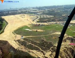 Aerial photo of CA84 (Torrey Pines Gliderport)