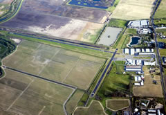 Aerial photo of 0Q3 (Sonoma Valley Airport)