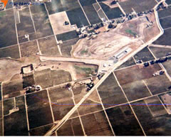 Aerial photo of 0Q4 (Selma Airport)