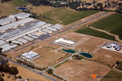 Aerial photo of 0Q9 (Sonoma Skypark Airport)