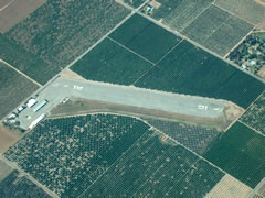 Aerial photo of 1Q1 (Eckert Field Airport)