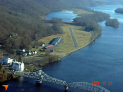 Aerial photo of 42B (Goodspeed Airport)