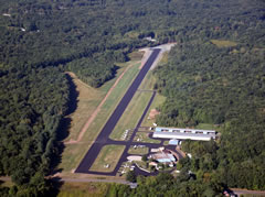 Aerial photo of 7B6 (Skylark Airpark)