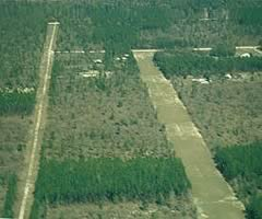 Aerial photo of FD71 (O'Brien Airpark East/West)