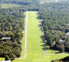 Aerial photo of 5FL7 (Twelve Oaks Airport)