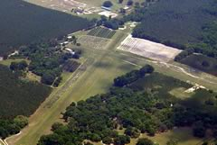 Aerial photo of 6J8 (Oak Tree Landing Airport)
