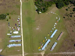 Aerial photo of 3FD4 (Florida Flying Gators Ultralight Flightpark)