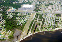 Aerial photo of 1J9 (Fort Walton Beach Airport)