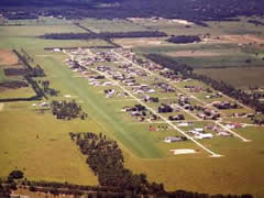 Aerial photo of FD04 (Leeward Air Ranch Airport)