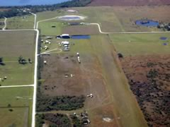 Aerial photo of F13 (Shell Creek Airpark)