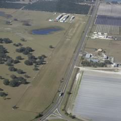 Aerial photo of FD77 (Wimauma Air Park)