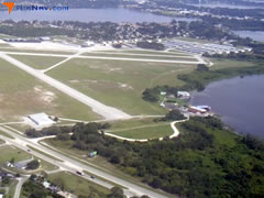 Aerial photo of F57 (Jack Browns Seaplane Base)
