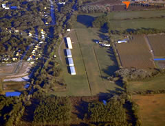Aerial photo of X61 (Bob White Field Airport)