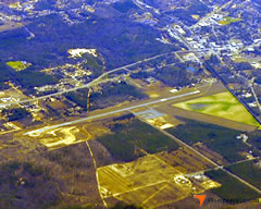 Aerial photo of 6A1 (Butler Municipal Airport)