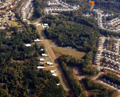 Aerial photo of 6GA0 (Stoney Point Airfield)