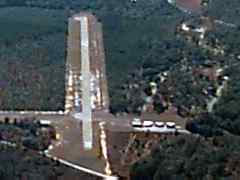 Aerial photo of 3J6 (Davis Field Airport)